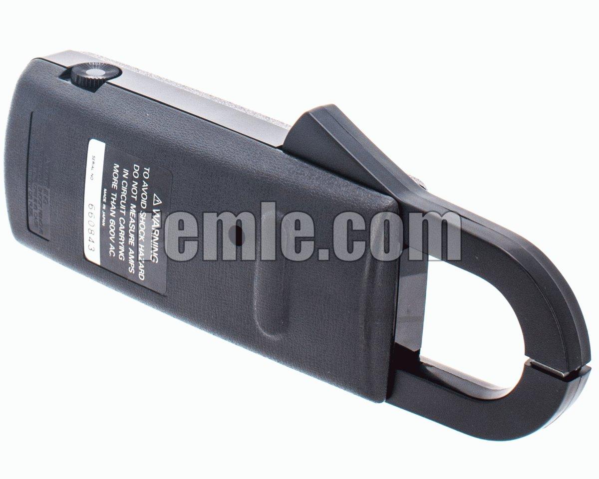 MULTÍMETRO PINZA ANALÓGICO K2805 R600a