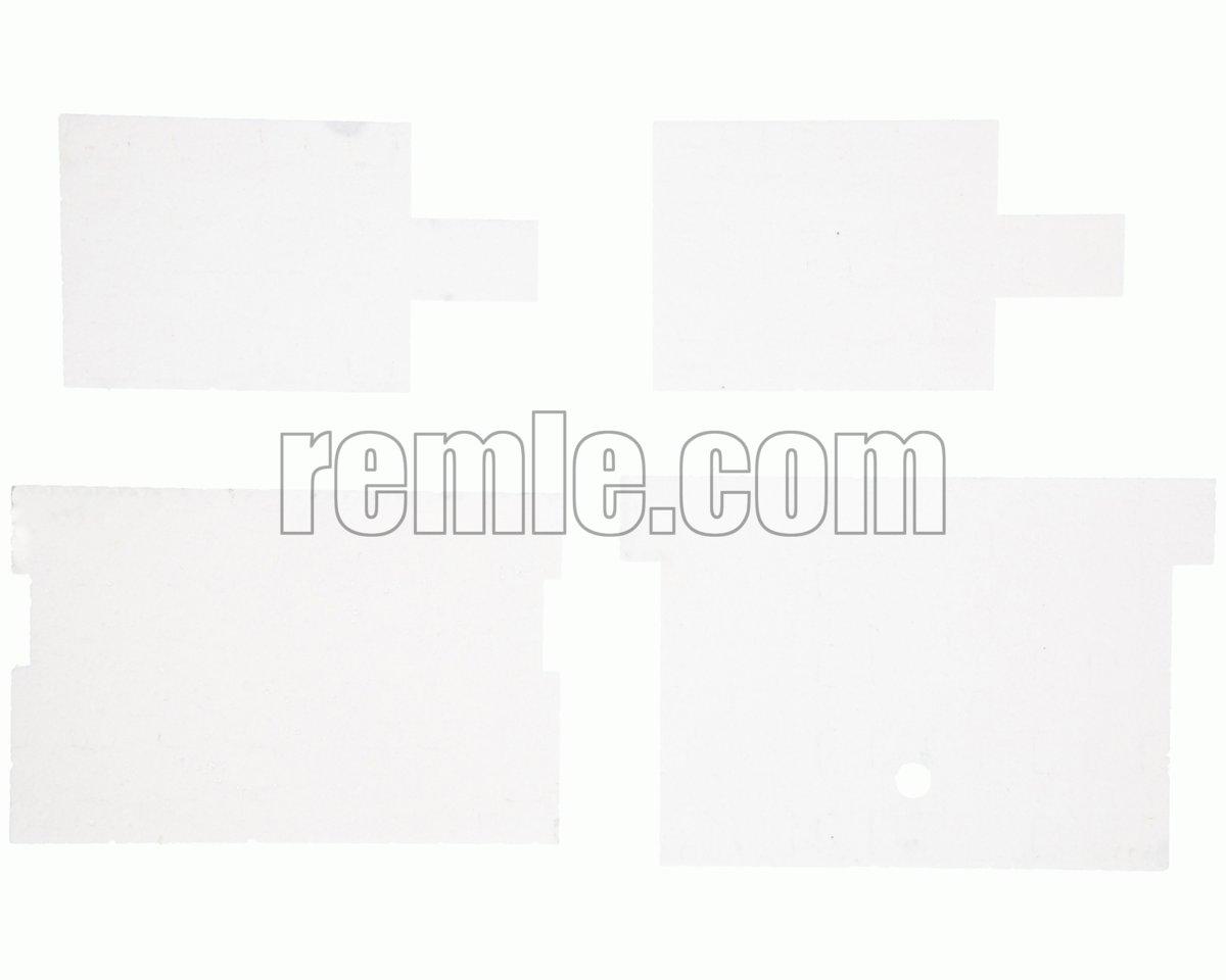 AISLANTE PARA CALDERA SAUNIER S1003600