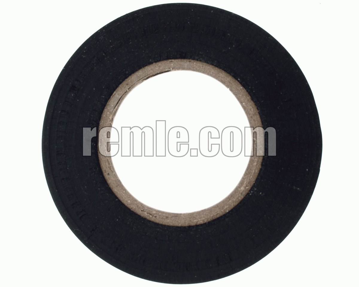 INSULATING TAPE 50 mm. x 25 meters BLACK