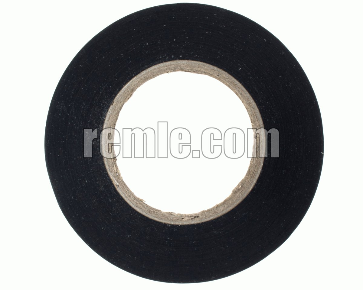 INSULATING TAPE 19 mm. x 20 meters BLACK