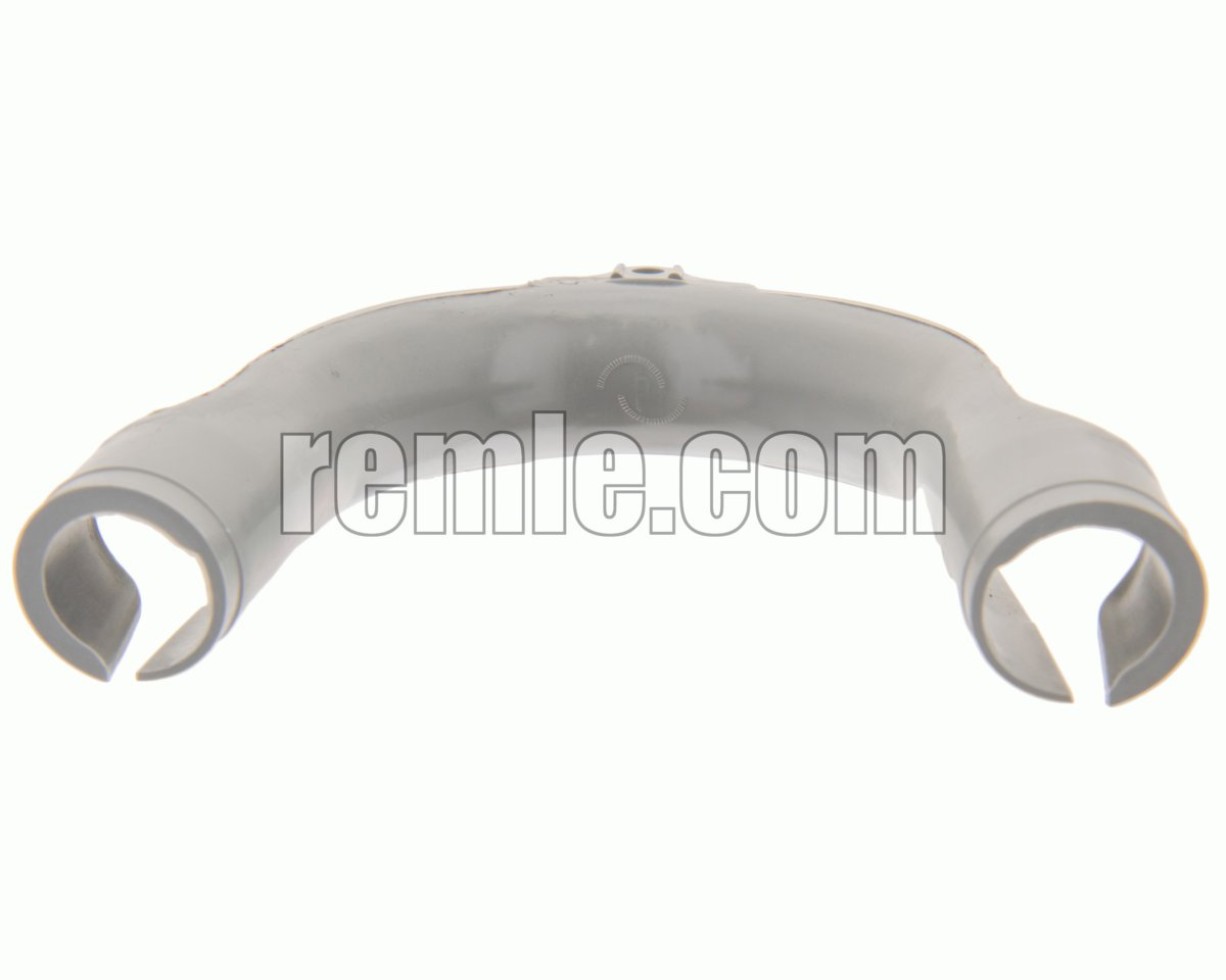 ELBOW OUTLET PIPE UNIVERSAL PLASTIC
