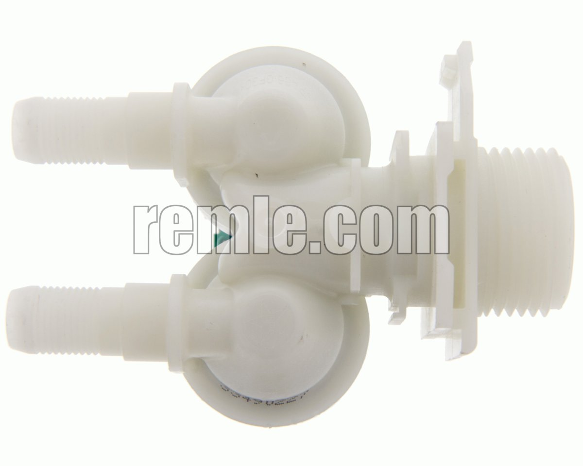SOLENOID VALVE WASHER 2 WAY 180º