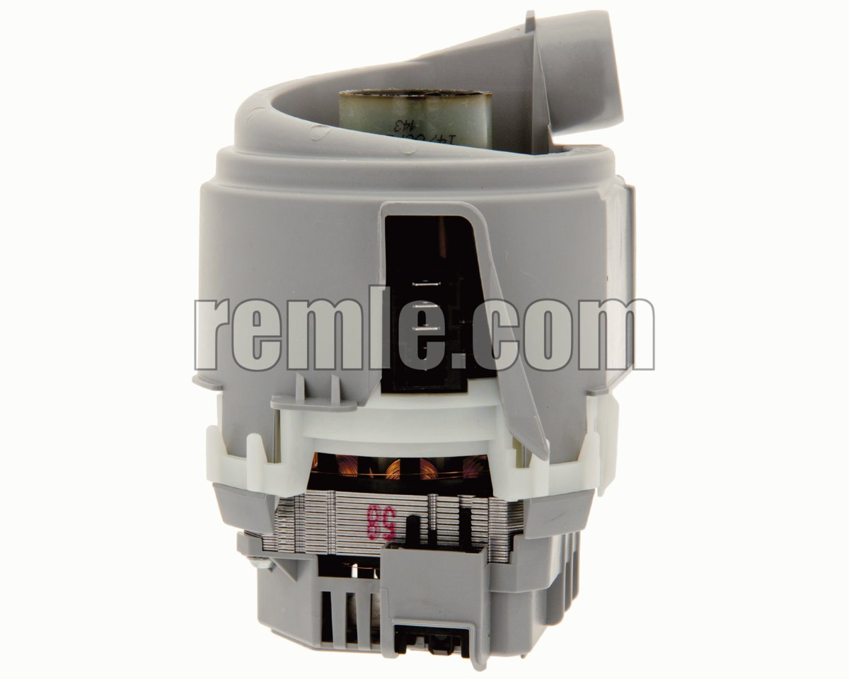 MOTEUR LV BOSCH SMS50E62EU01 + cables