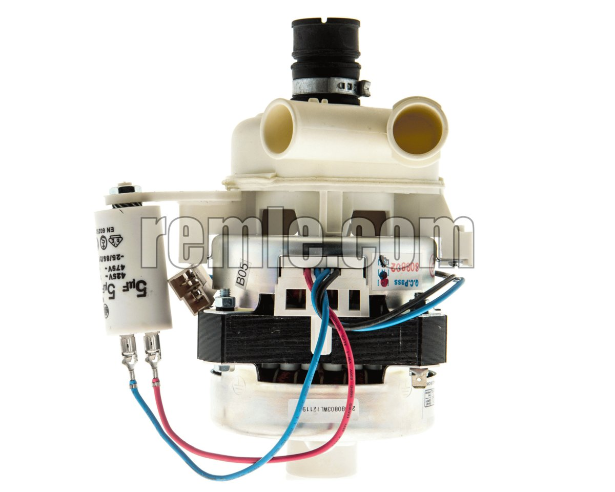 MOTOR LAVAVAJILLAS ARISTON LVS2000 60W