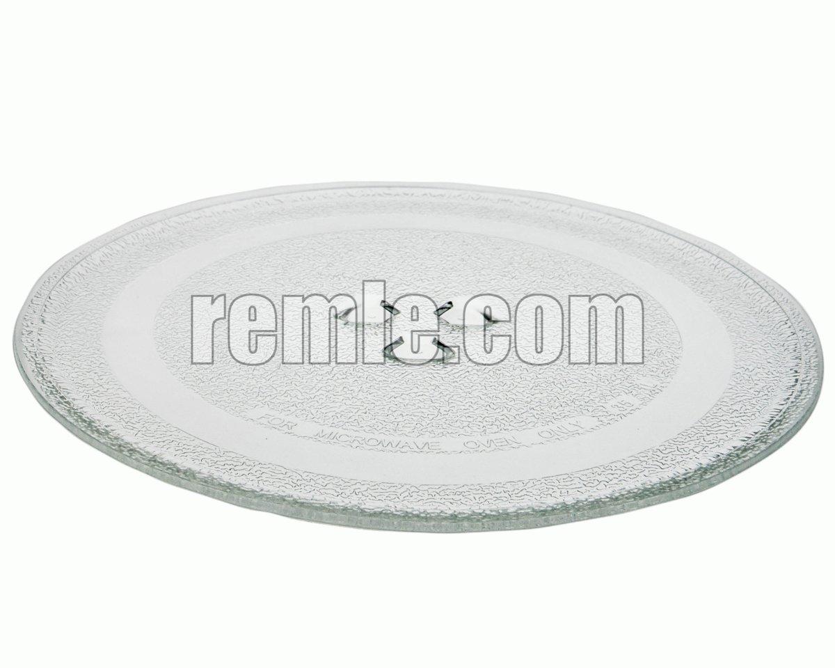 PLATO MICROONDAS Ø 245mm. SIN CAJA +