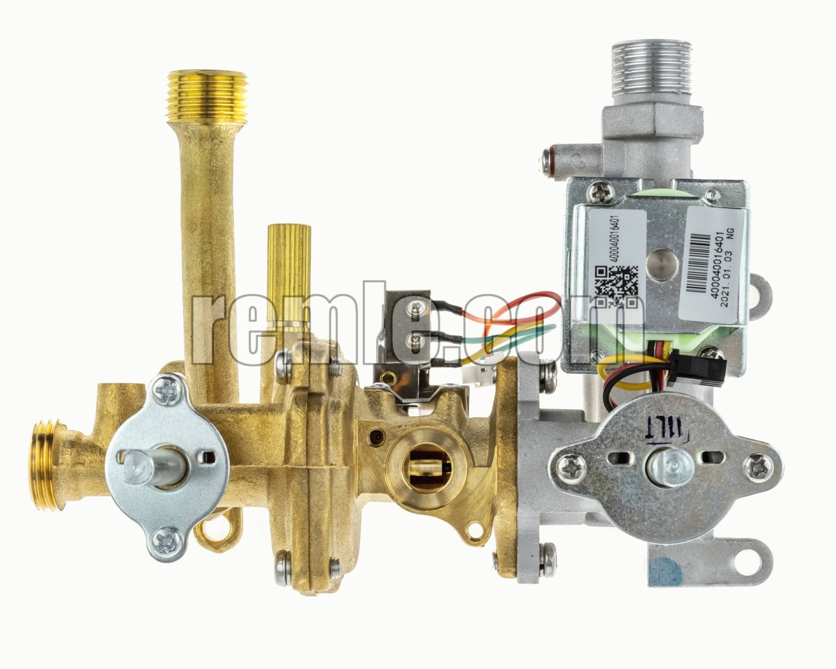 CUERPO GAS/AGUA CALENTADOR 65153133-01