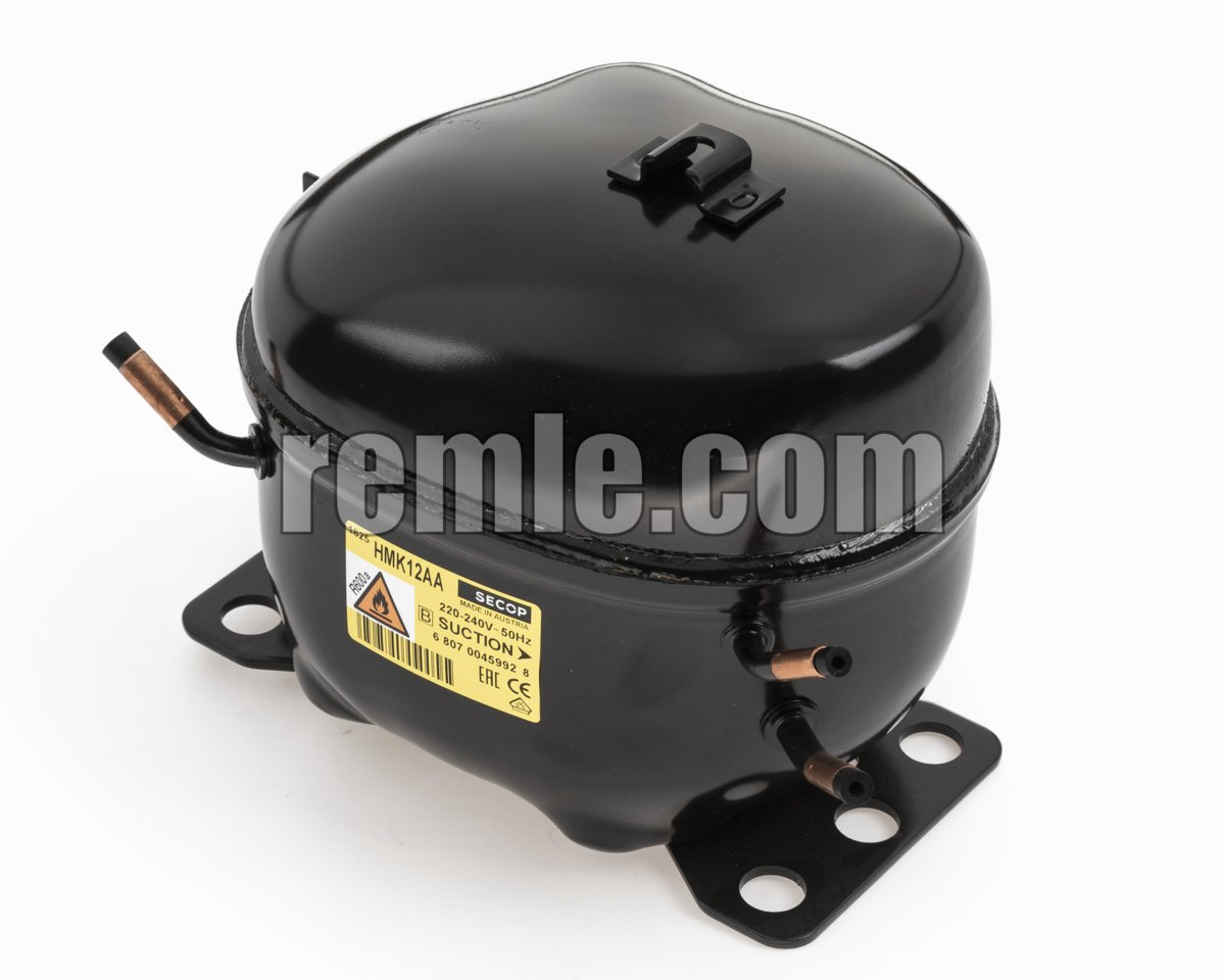 COMPRESOR HMK12AA R600 1/4 SECOP