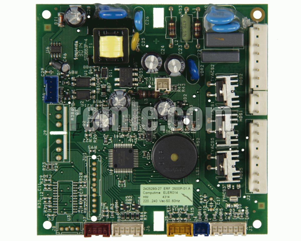 PLACA FRIGORÍFICO ELECTROLUX 2425590656