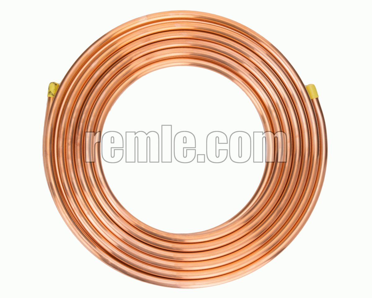 "COPPER TUBE HALCOR 5/8"" 0,81 - 15,24m"