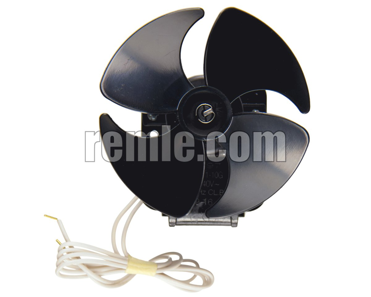 MOTOR VENTILADOR NEVERA NO FROST Ø3X28mm