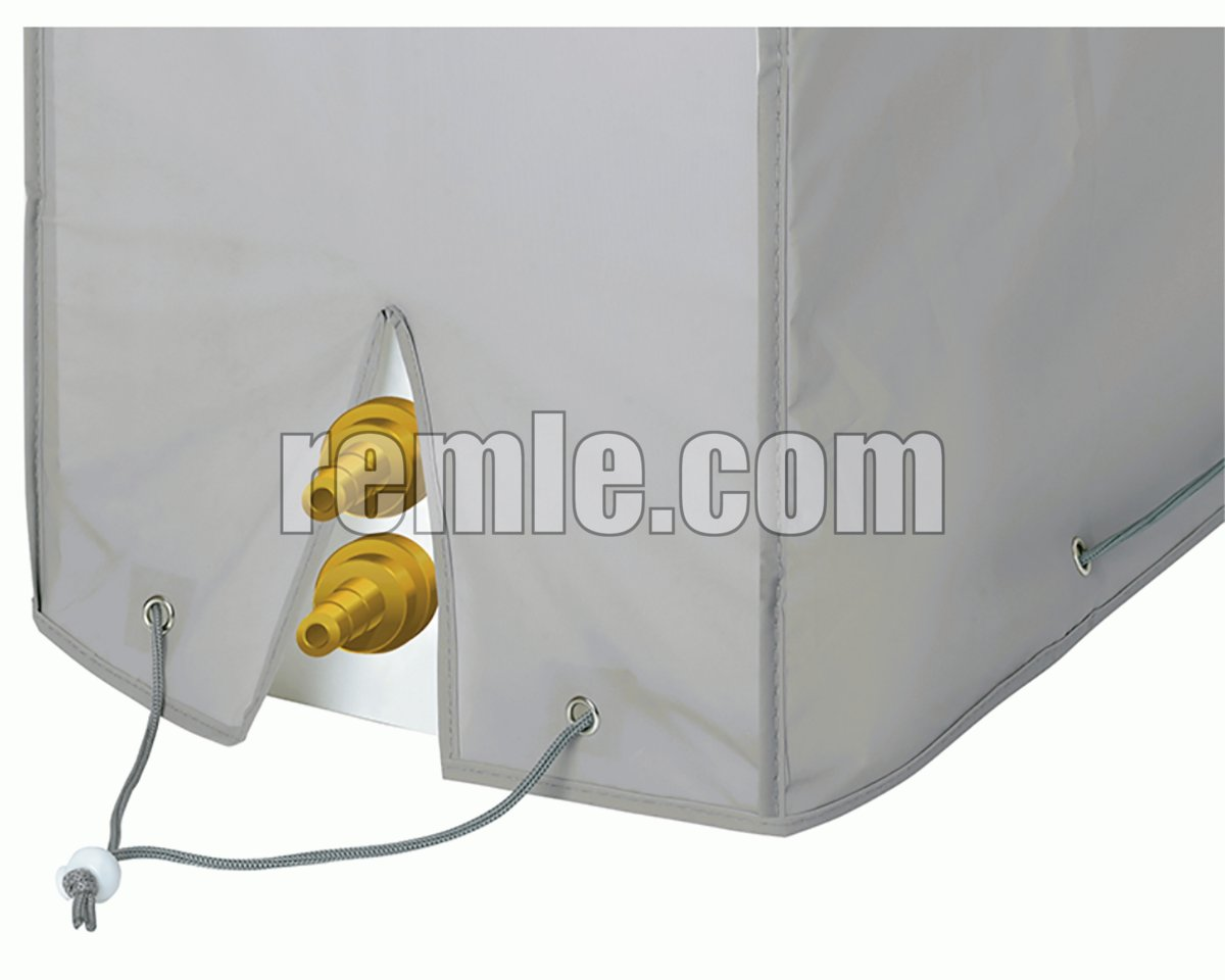 OUTDOOR AC UNIT COVER 550x900x300 mm.