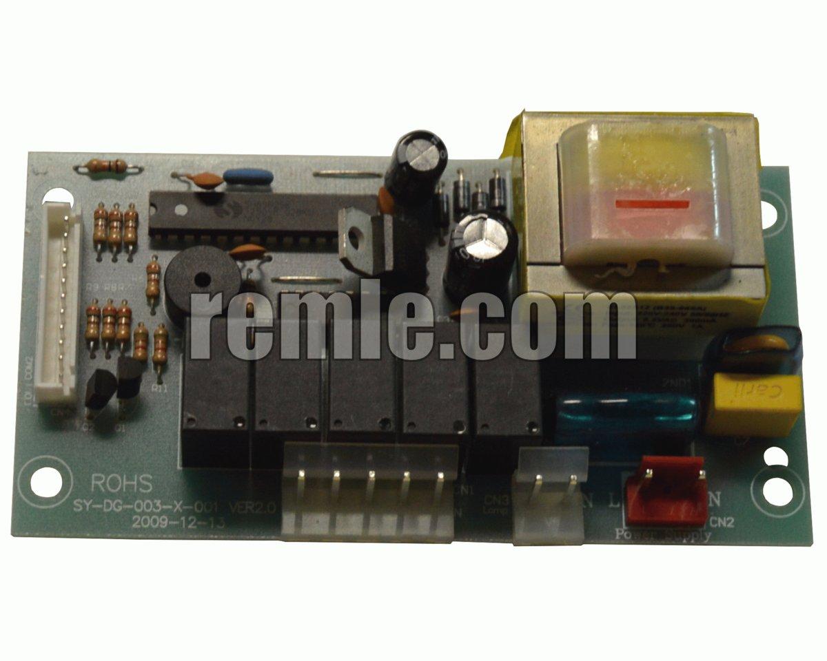 CX MODULO ELEC TEK DH2-90 81488065 ME