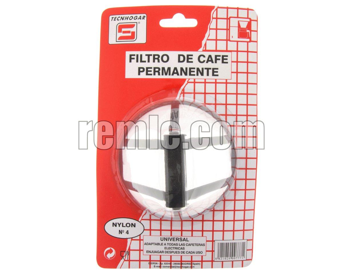 FILTRO PERMANENTE CAFETERA NYLON