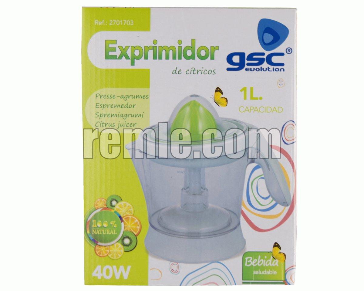 EXPRIMIDORA GSC 1,2L. 40W +
