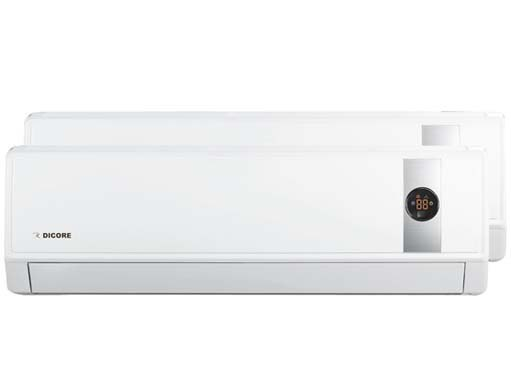 Multi Split Bomba de Calor Inverter Serie A (1)(4) - 497.89.6218 - unidad interior pared